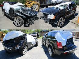 wrecked black jeep grand cherokee srt 8 challenger charger jeep magnum 300c archives page 2 of 3