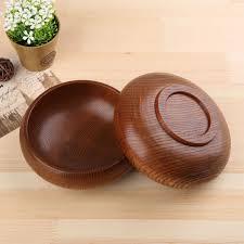 japanische k che 5 zoll rohe holz schüssel kreative japanische küche zedernholz