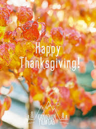 happy thanksgiving from cfl canadian lab