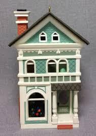 1990 home nostalgic houses and shops hallmark ornament
