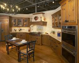 large kitchen decorating design ideas using black wrought iron