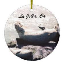 la jolla ornaments keepsake ornaments zazzle