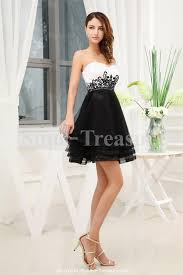 short black and white dresses neca tk