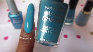 my top five light blue nail polish youtube