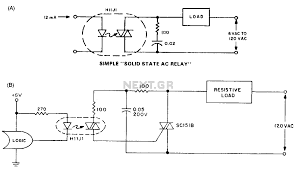 relay circuit automation circuits next gr