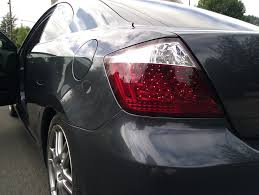 Scion Tc Maintenance Light Club Scion Tc Forums Installed New Tail Lights With A Few
