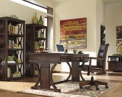 Home Office Writing Desks signature design by ashley devrik home office desk chair with