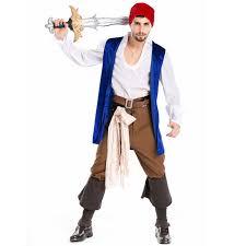 Halloween Costumes Victorian Aliexpress Buy Pirate Costume Halloween Costume Men