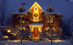 Decorated Homes For Christmas by Christmas House Pictures Top 10 Biggest Outdoor Christmas Lights