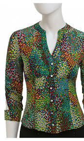 print blouses smart chic made in the usa professional print blouses