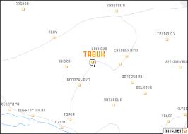 tabuk map tabuk russia map nona net