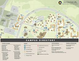 Umd Campus Map Important Dates U2013 Move In Residential Life Umbc