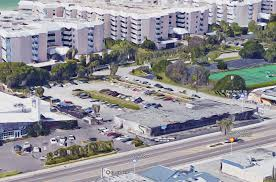 new parking garage coming to st pete beach st pete beach today pci parking area before