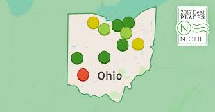 Where Is Ohio On The Map by 2017 Best Places To Raise A Family In Ohio Niche