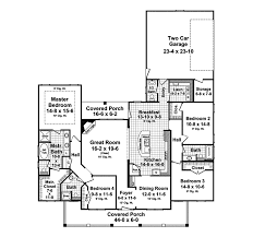 boschert country ranch home plan 077d 0191 house plans and more