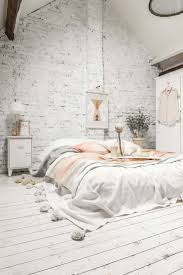 White Bedroom Curtains Decorating Ideas Luury Scandinavian Bedroom Decor With Grey Painted Wall And Modern