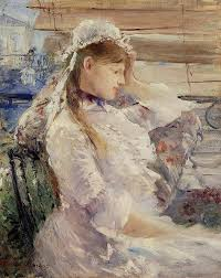 behind the blinds 1879 berthe morisot art morisot berthe