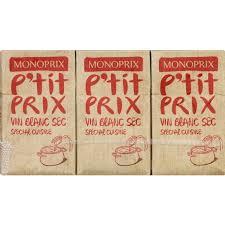 vin blanc sec cuisine monoprix p prix vin blanc sec spécial cuisine monoprix fr
