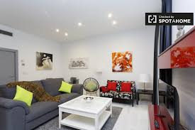 modern 1 bedroom apartments apartments for rent in madrid long term spotahome