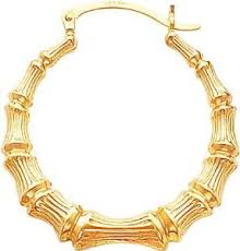 80s hoop earrings bamboo grove photo bamboo earring gold hoop