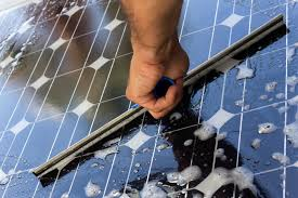 Solar Panels Estimate by Solar Panel Cleaning Commercial Berkeley Oakland Sf Bay