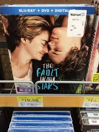 fault in our stars target black friday wal mart vs amazon movie match ups passionate penny pincher