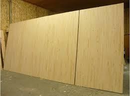 large architectural wood panels edge glued together 5ftx10ft