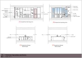 kitchen island woodworking plans plan elevation section pdf decks woodworking plans woodpdfplans