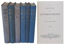 Ottoman Poetry Book A History Of Ottoman Poetry A History Of Ottoman Poetry