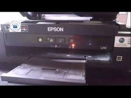resetter canon l300 how to reset epson l110 l210 l300 l350 l355 solved red light