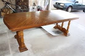 beautiful how to refinish a dining room table images home design