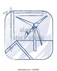 wind turbine cut out stock photos u0026 wind turbine cut out stock