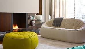 cinna canape meuble design le canapé ottoman de cinna côté maison