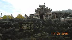 king kong ride picture universal u0027s islands