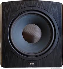 15 inch home theater subwoofer b u0026w asw850 subwoofer review