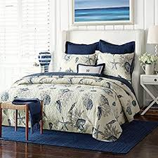 Nautical Bed Set Brandream Size Blue Comforter Set Nautical