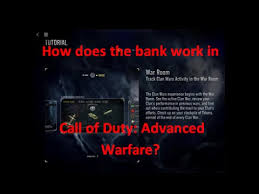 what is light duty work how does the clan bank work in call of duty advanced warfare what