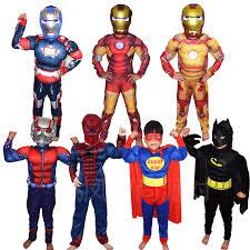 Halloween Costumes Kids Superhero Popular Spiderman Costume Kids Buy Cheap Spiderman