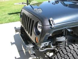 jeep rhino liner rhino lining grill question jeep wrangler forum