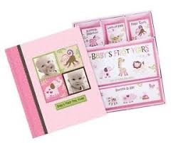 baby girl memory book baby girl memory book hardcover record babys five years