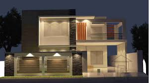 house plans 3d front elevations bungalow plans ghar plans pakistan