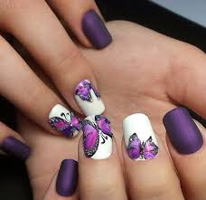 butterfly nail designs web gallery with butterfly gel