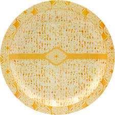 passover paper plates passover matzah design paper goods matzah design 9 plates 12 pack