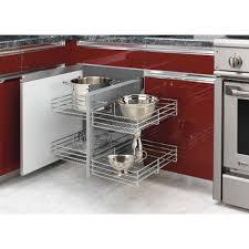 blind corner kitchen wall cabinet ideas rev a shelf small blind corner cabinet optimizer reviews