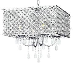 Square Chandelier Square Chandeliers Modern Chrome Light Square