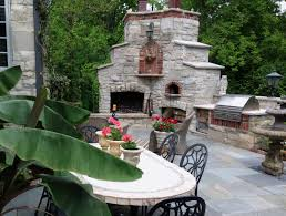 Diy Backyard Pizza Oven by Outdoor Fireplace And Pizza Oven Jpg 2721 2062 Bbq Pinterest