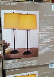 glass table lamp costco best inspiration for table lamp