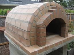 How To Build A Backyard Pizza Oven by Brickwood Ovens The Elgin Family Wood Fired Brick Pizza Oven