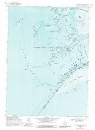 Maybury State Park Map Saint Clair Flats Topographic Map Mi Usgs Topo Quad 42082e6