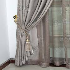 Toile Cafe Curtains Toile Cafe Curtains Ls Cl Salon Arrive Curtain Width